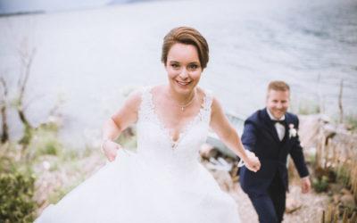 Hochzeit auf der Isole di Brissago