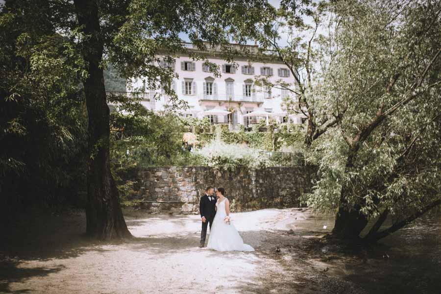 Hotel Isole di Brissago Hochzeit
