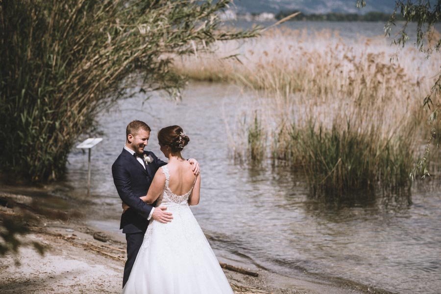 Braut und Bräutigam Isole di Brissago