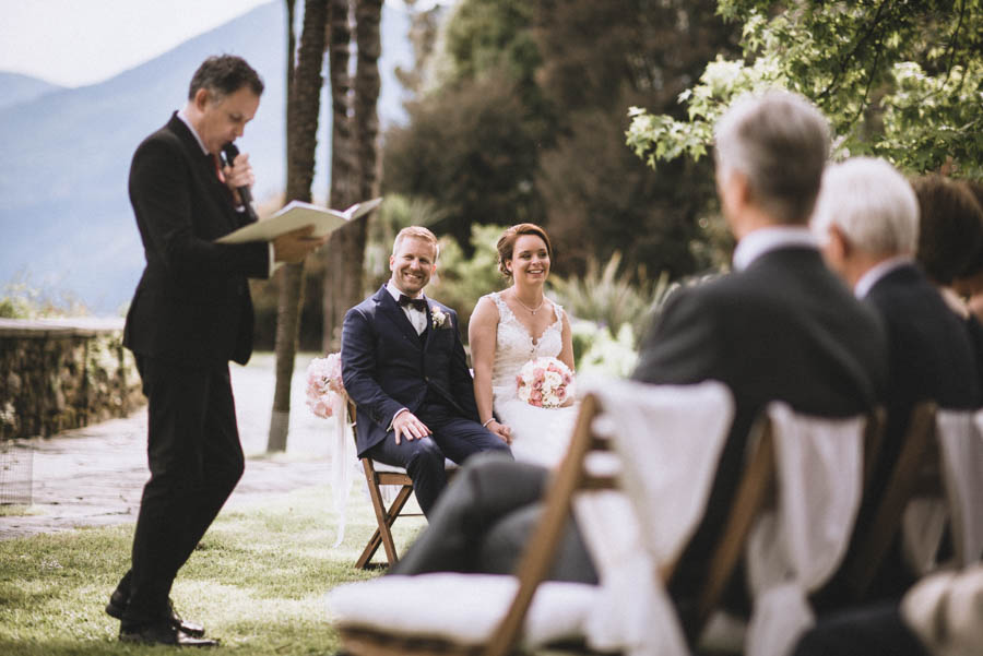 Trauredner freie Zeremonie Hochzeit