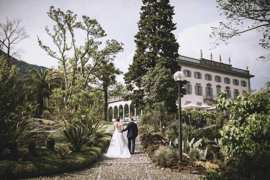 Hochzeitsfotograf Hotel Isole di Brissago