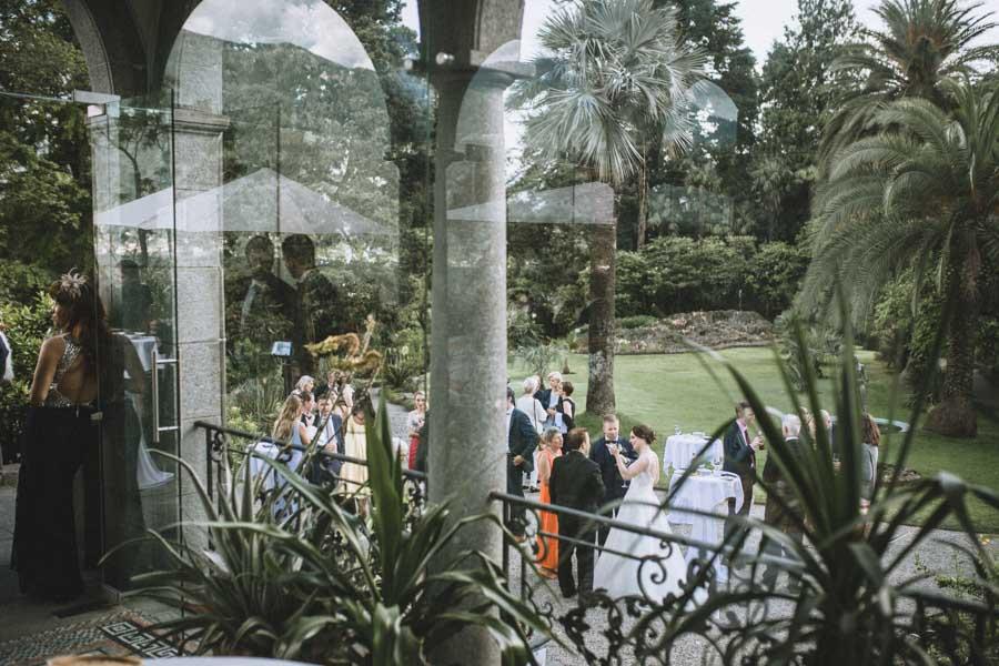 Hochzeitsfotograf Isole di Brissago