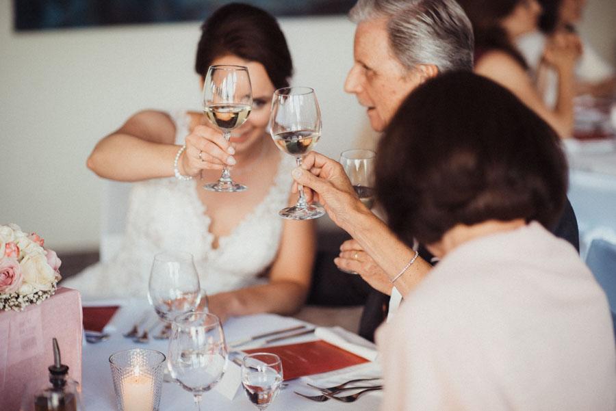 Hochzeitsfest Isole di Brissago
