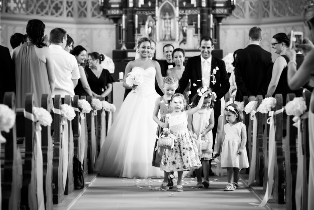 Kinder bei Hochzeit Zuerich Fotograf
