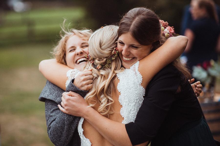 Gratulation Gäste Hochzeit