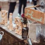 Hochzeitsapero Dekoration