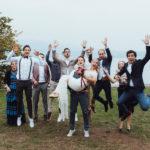 Hochzeit Gruppenfoto