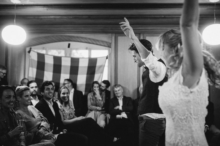 Tanz Hochzeitspaar