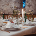 Dekoration Hochzeitsfest