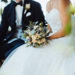 Blumenstrauss der Braut