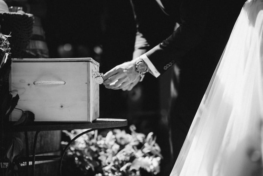 Ritual Hochzeitszeremonie