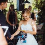 Eheschwur der Braut