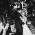 Emotionen bei Hochzeit