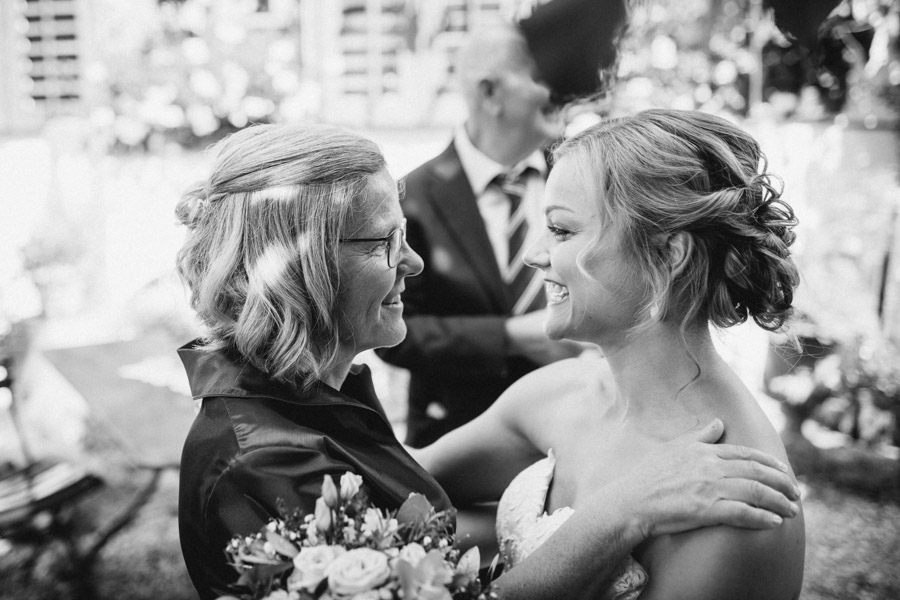 Gratulation Braut