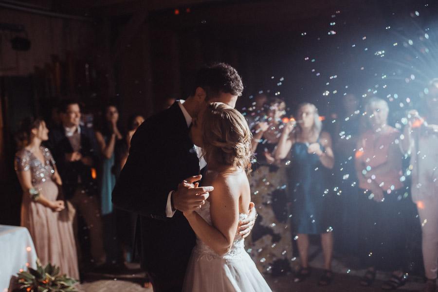 Eröffnungstanz Brautpaar