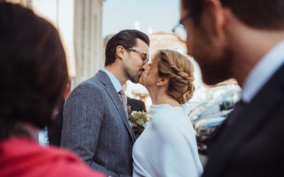 Hochzeitsfotoshooting in Zürich