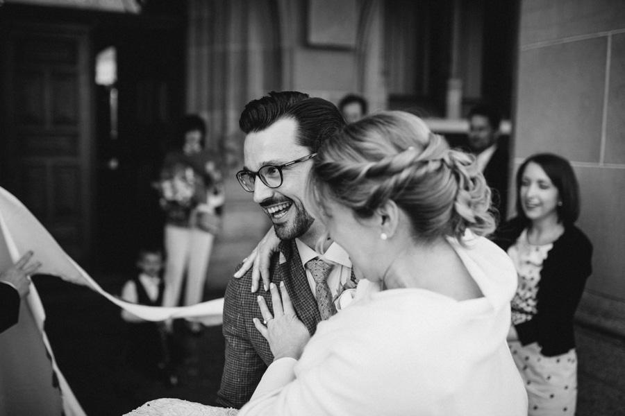 Fotos vom Hochzeitspaar