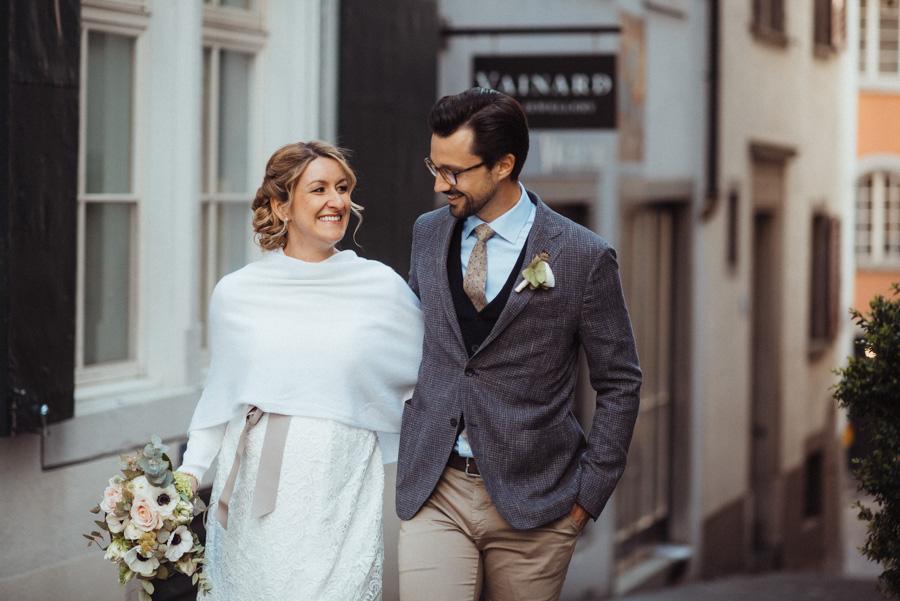 Hochzeit zivil Zürich Fotograf