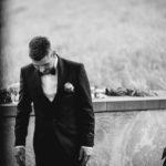 Bräutigam Hochzeitsfoto