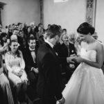 Ringtausch Hochzeitspaar