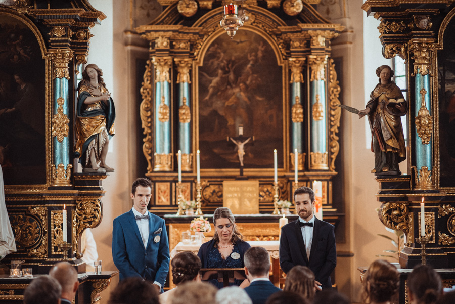 Hochzeitsfotograf kirchliche Trauung