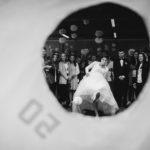 Torwandschiessen bei Hochzeit