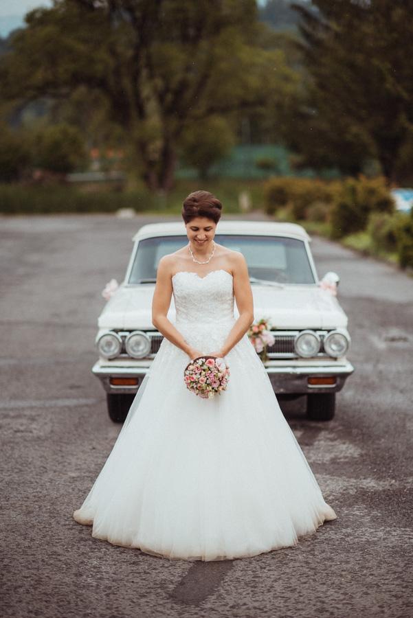 Hochzeitsfotos Oldtimer