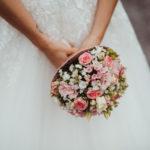 Hochzeit Strauss für Braut