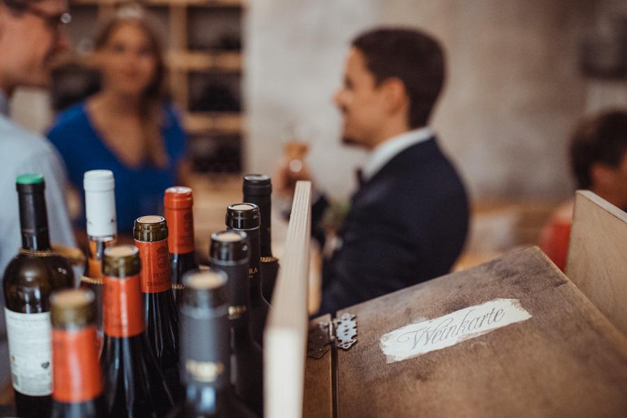 Weinschenke Hirschen Location für Hochzeit Zürich