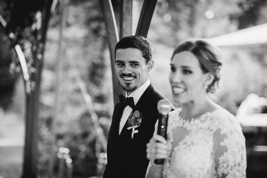 Rede Brautpaar Hochzeit