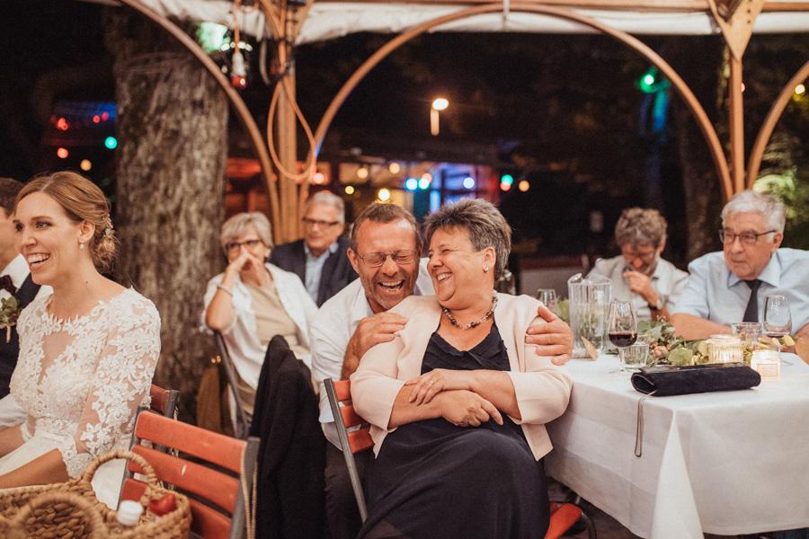 Hochzeitsgäste Hochzeit Zürich Fotograf