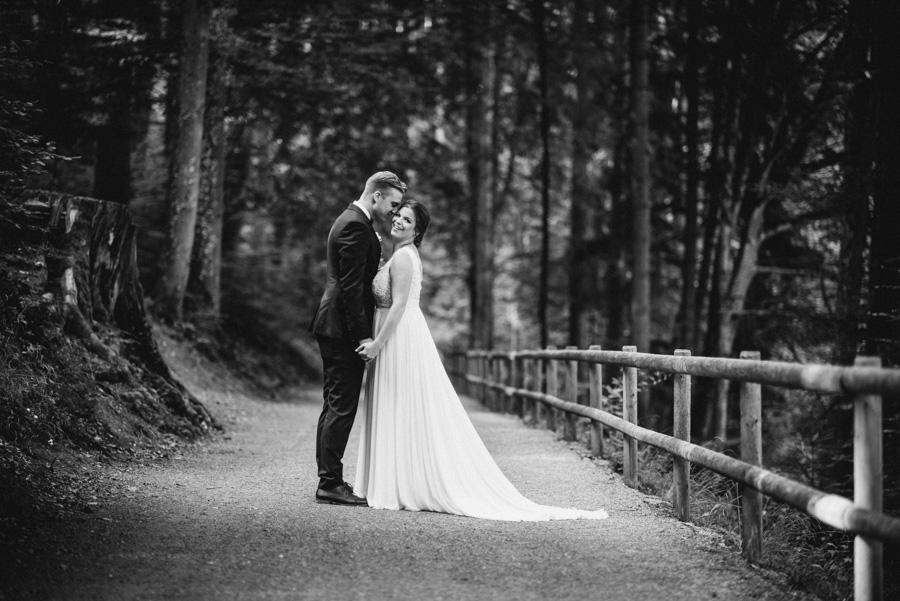 Braut und Bräutigam Zürich