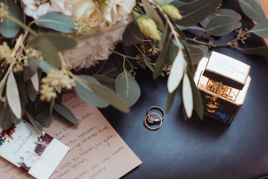 Braut Getting Ready Hochzeitsfotograf