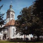Hochzeit Kirche Speicher Appenzell