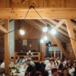 Lichtdeko Hochzeit