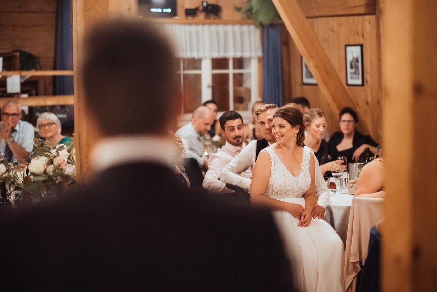 Abend Fest Hochzeit
