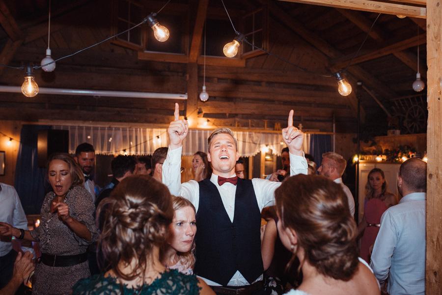 Hochzeit Zürich Party