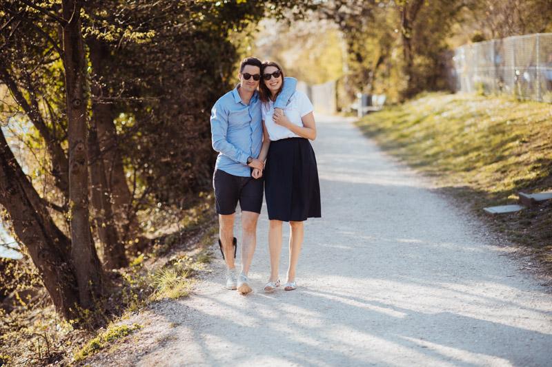 Verlobung Paar Fotoshooting Zürich