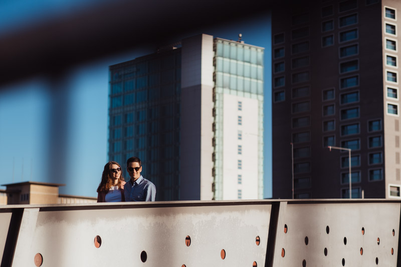 Fotoshooting Paar Engagement