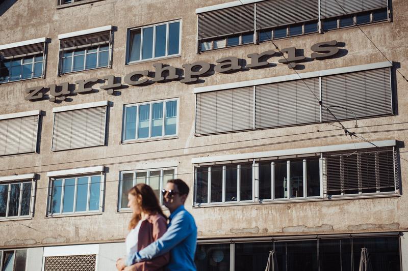 Foto Shooting Zürich Verlobung