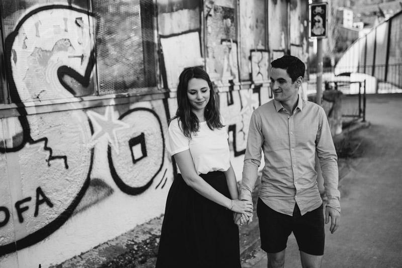Engagement Fotoshooting Zürich