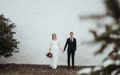 Eine Hochzeit in Corona-Zeiten