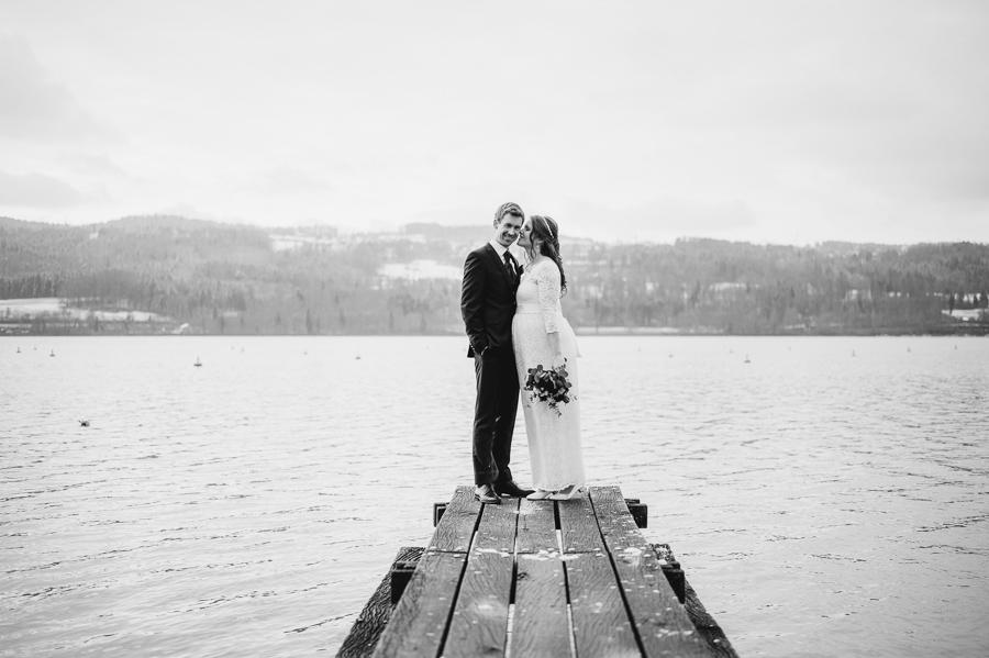 Hochzeitsfotos am Greifensee
