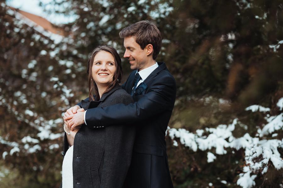 Brautpaar Fotoshooting Greifensee