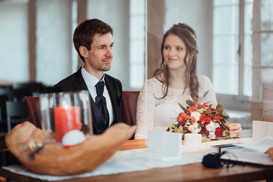 Hochzeit und Corona