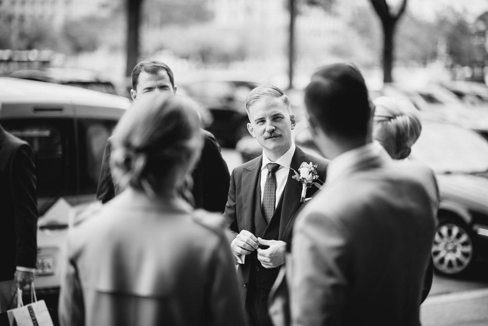 zivile Hochzeit Zürich Fotograf