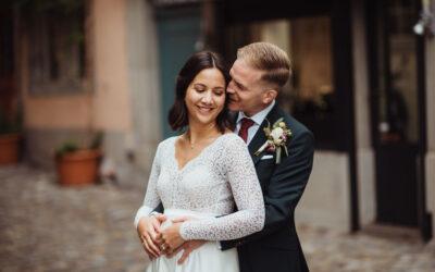 Eine kleine Hochzeit in Zürich