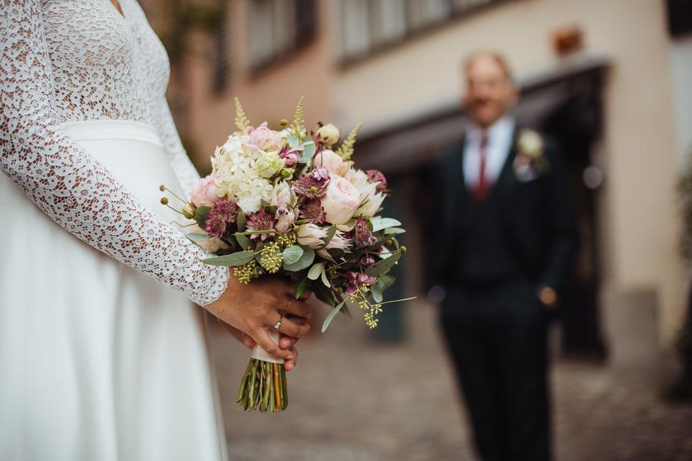 Hochzeitsstrauss Zürich