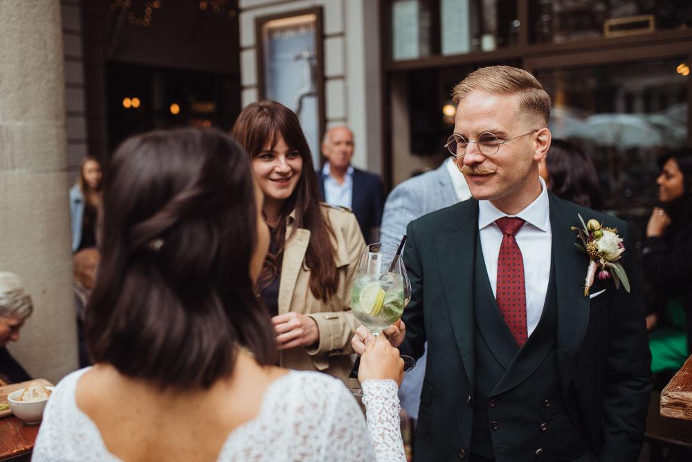 Hochzeitsapero Zürich