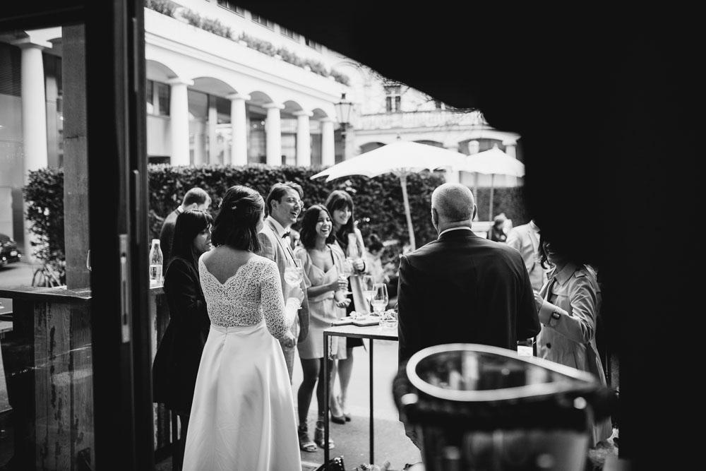 Apero Hochzeit Zürich Fotograf